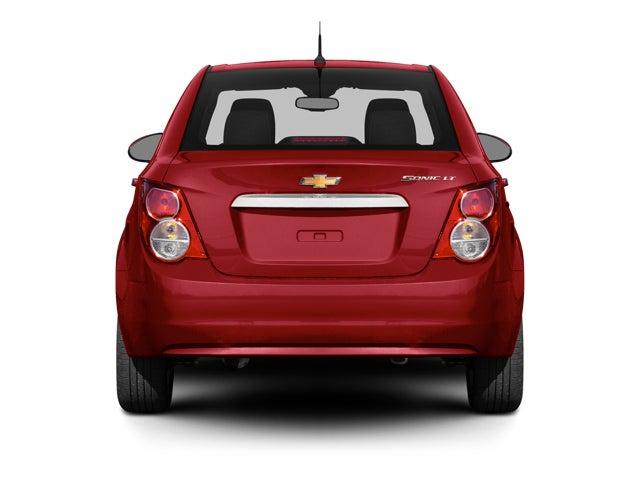 chevrolet tempe in sonic sedan auto lt arizona az veh cars