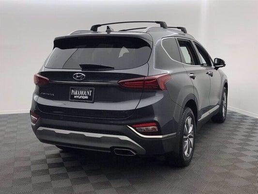 2020 Hyundai Santa Fe Limited In Hickory Nc Hickory Hyundai Santa Fe Paramount Hyundai Of Hickory